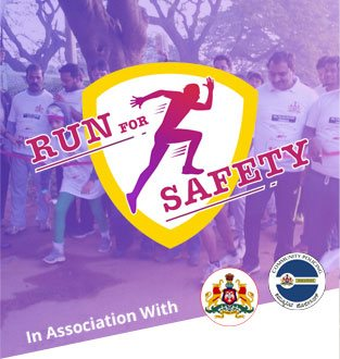 Run for safety