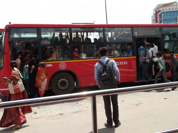 Traveling in BMTC Bus is more Costlier in Bengaluru
